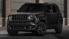 Jeep Renegade Altitude Pictures Photos Wallpapers