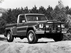 Jeep J10 Honcho 1981 83 wallpapers