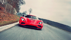 Koenigsegg Agera R Red Wallpapers