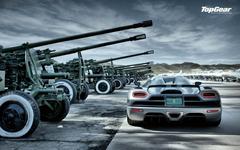 Koenigsegg CCXR Agera Ultimate Edition 2016 Tanks