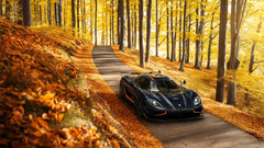 First US Legal Koenigsegg Agera RS Joins Swedish Production Line