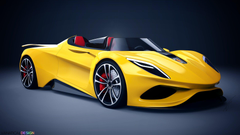 Koenigsegg Legera is a Baby Koenigsegg Eager to Battle the