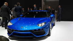 Lamborghini Asterion Silences Paris But Will They Build It Live