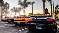 Cars Lamborghini Aventador Gallardo Murcielago Wallpapers
