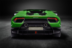 Lamborghini Huracan Performante Spyder Looks Delicious In First