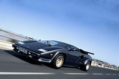 Lamborghini Countach HD Wallpapers
