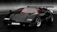 Lamborghini Countach Wallpapers HD