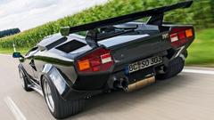 Lamborghini Countach Turbo S Prototype