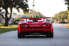 1989 Lamborghini Countach 25th Anniversary Supercar 4200x2800