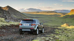 Land Rover Discovery Sport HD Wallpaper Backgrounds Image