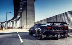 Lamborghini Sesto Elemento HD Wallpapers