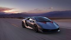Lamborghini Sesto Elemento Wallpapers Amazing High Definition