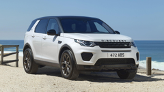 Land Rover Discovery Sport Landmark Edition Pictures Photos