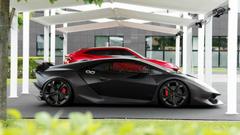 Lamborghini Sesto Elemento and Urus wallpapers