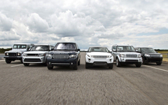 Cars land rover suv front view range rover evoque land rover range