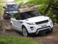 Rover Range Rover Evoque wallpapers