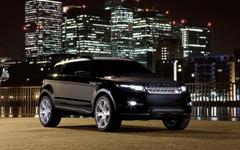 Range Rover Evoque Black Wallpapers