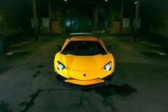 Wallpapers Lamborghini Aventador SV Superveloce Novitec Torado