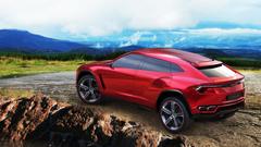 Lamborghini Urus Concept Wallpapers