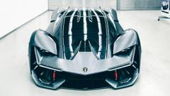 Lamborghini Terzo Millennio EV Supercar 4 Wallpapers