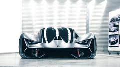 Lamborghini Terzo Millennio HD Wallpapers