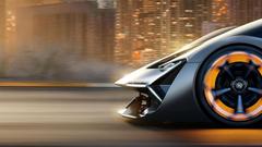 Lamborghini Terzo Millennio is a self
