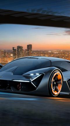 Wallpapers Lamborghini Terzo Millennio Concept cars Future cars
