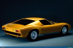 AUSmotive Random wallpapers Lamborghini Miura SV