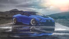 Lexus LC 500 HD Wallpapers