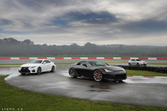Desktop Wallpapers The Lexus LFA RC F IS F All Together