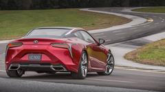 Lexus Denies Rumor of New 600