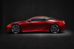 Lexus LC F Confirmed by European Trademark Filing Photo Image Gallery