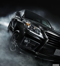 Supercharged Lexus LX 570 Launched In The Middle East