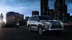 How the Lexus LX Dominates the Competition North Park Lexus at