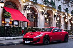 Maserati GranTurismo HD Wallpapers
