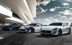 Maserati GranTurismo MC Stradale 2 Wallpapers