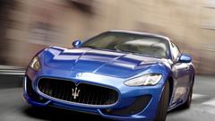 Maserati GranTurismo wallpapers Car wallpapers