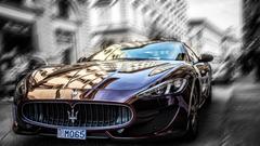 Maserati GranTurismo MC Stradale Desktop Wallpapers