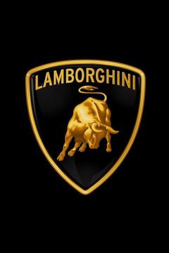Lamborghini Logo iPhone Mobiles Wallpapers