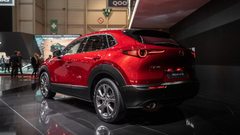 Mazda introduces CX