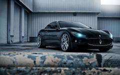 Daily Wallpaper Maserati GranTurismo