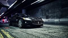 Facts about the Maserati Granturismo