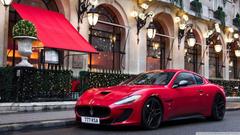 Maserati Granturismo HD desktop wallpapers High Definition