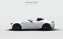 Mazda MX 5 Speedster Evolution 2017 4K Wallpapers