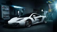 ADV1 McLaren Factory Wallpapers