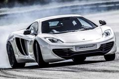 Stylish McLaren Automotive Car Wallpapers Wallpapers