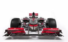 Presentation McLaren MP4
