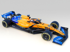 More sexy snaps of the new McLaren MCL34