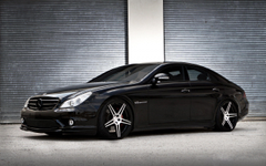 Mercedes Benz CLS55 AMG Wallpapers