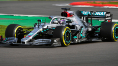 Exclusive Mercedes look on track F1 champions explain bold W11